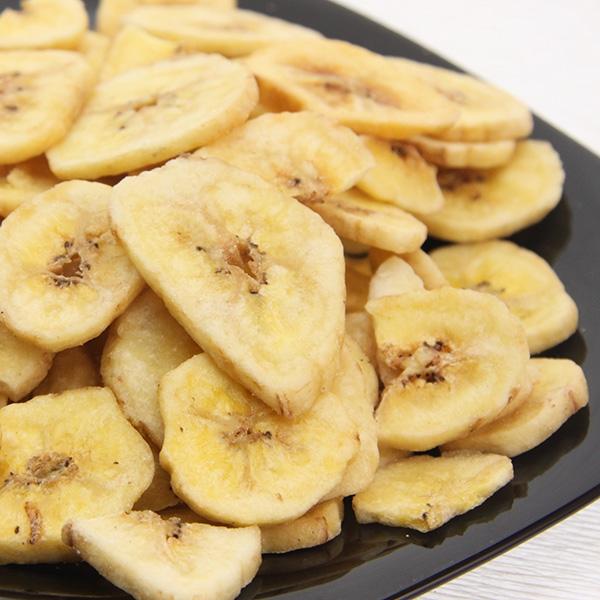 Top Getrocknete Bananenchips, mit Honig gesüßt &UG_81