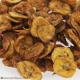 Bananen-Scheiben naturgetrocknet, unbehandelt. Kontrolliere Qualität  200g ZIP