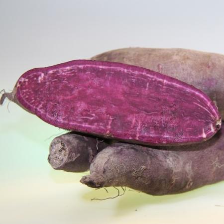 Süßkartoffel - rot  (batata doce roxa) 1 Kg