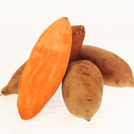 Süßkartoffel - orange  (batata laranja) 1 Kg