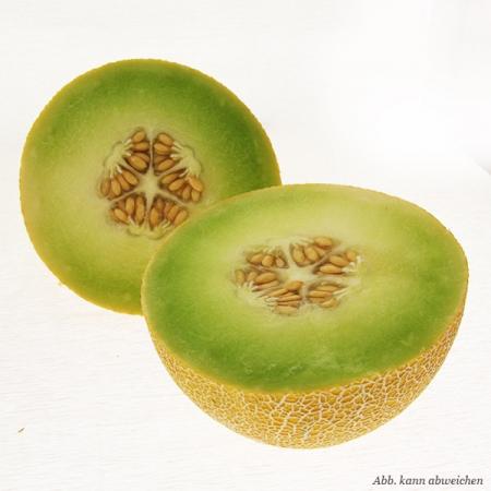 Galia-Melone per Stück  Kg-Preis