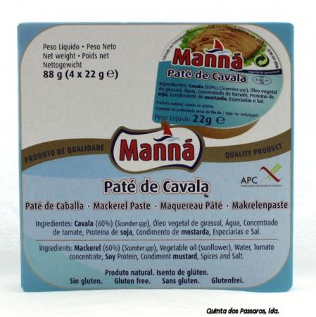 Makrelen-Paté