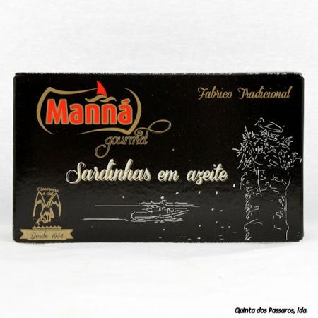 Sardine in Olivenöl