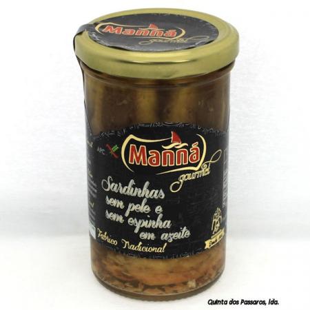 Sardine ohne Haut und Gräten in Olivenöl