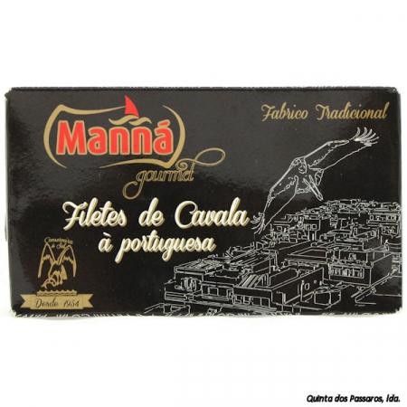 Makrelen-Filets ala Portugal