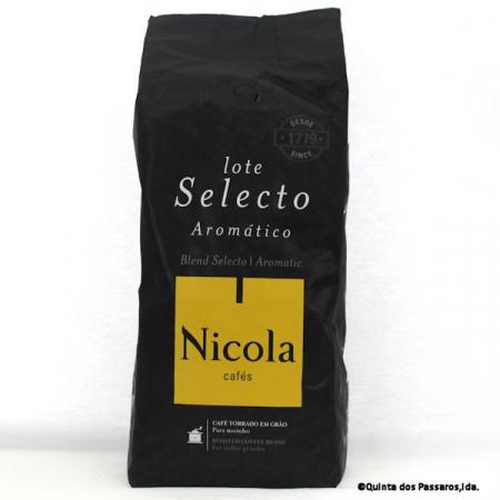 Kaffee Nicola Selecto aromatico. Ganze Bohne 1 Kg