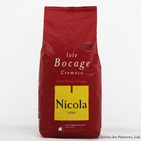 Kaffee Nicola Cremoso, Ganze Bohne, 1 kg