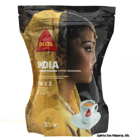 Kaffee Delta gemahlen INDIA (Monsooned-Kaffee) 220g