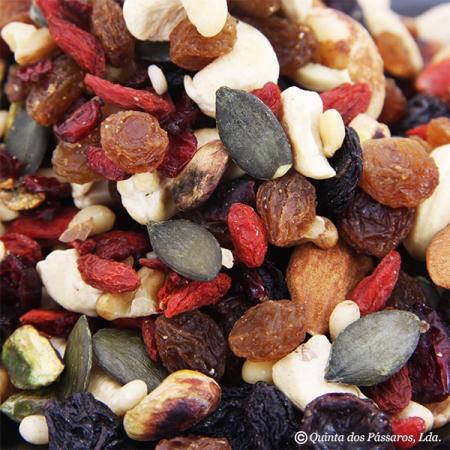 Guten - Morgen, edle Spezial-Nuß-Frucht-Mischung