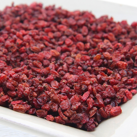 Barberries dried, wild collection, natural 200g