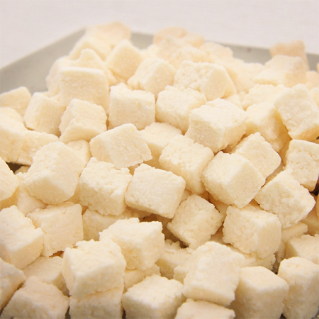 Coconut cube soft, sugared 250g