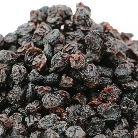 Dark grape, dried, large fruits, Jumbo Flames Chile 500g
