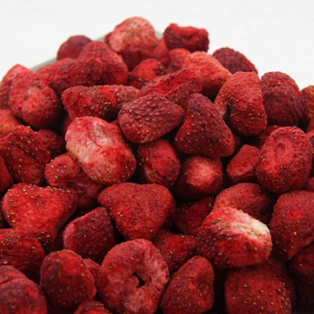 Strawberries JUMBO untreated, freeze-dried 50g