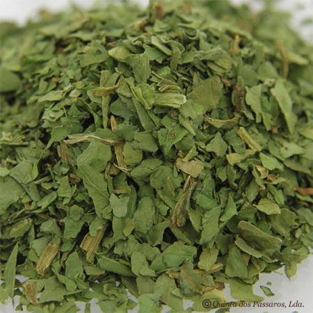 Spinat geschnitten und getrocknet. Kontrollierte Qualität 200g