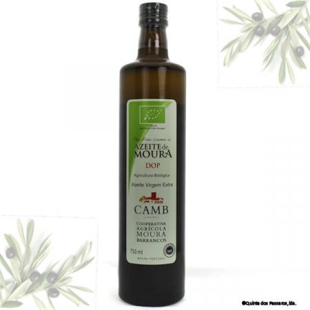 Olivenöl DOP Moura, Virgin Extra, 750ml Fla.