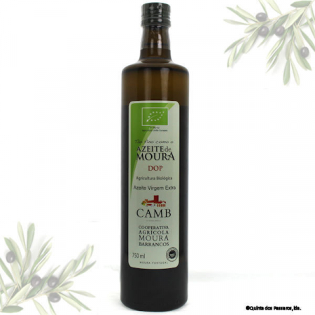 Olive Oil DOP Moura, Virgin Extra, 750ml bottle