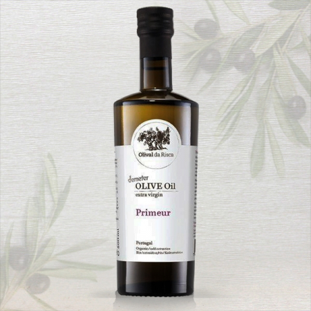 Olivenöl Olival da Risca PRIMEUR Demeter 500ml Fla.