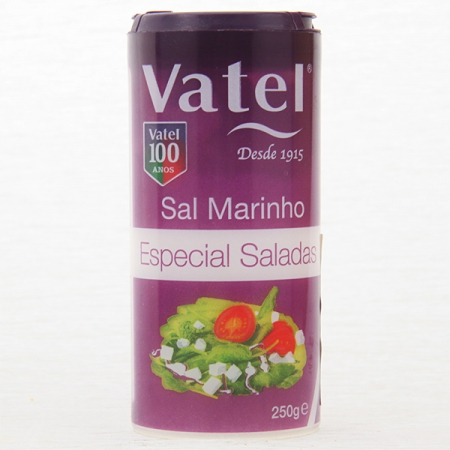 Vatel - Sea salt - special salads 250g