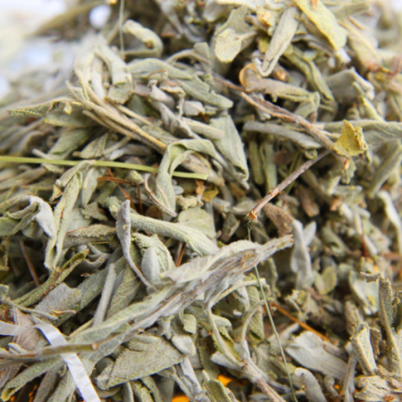 Sage leaves whole. Controlled quality 100g