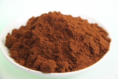 Chili Ancho smoke flavor Mexico, ground. Controlled quality 100g glass