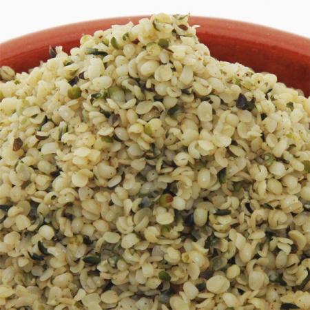 Hanf-Samen, geschält. Kontrollierte Qualität  250g