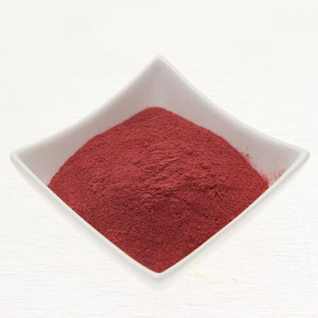 Rote Beete Pulver, unbehandelt, Rohkost. Kontrollierte Qualität