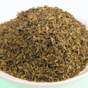 Minze mild, Spearmintblätter geschnitten, Kontrollierte Qualität 100g