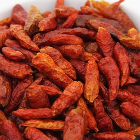 Chili getrocknet, kleine Sortierung, ganz (Piri Piri) 50g
