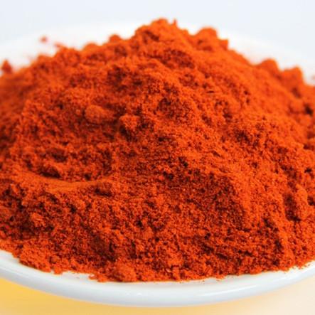 Paprika edelsüß, gemahlen. Kontrollierte Qualität