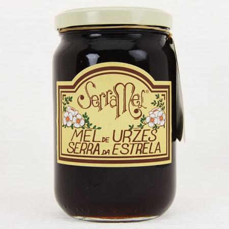 Baumheidehonig der Serra da Estrela (mel urze) 500g Glas