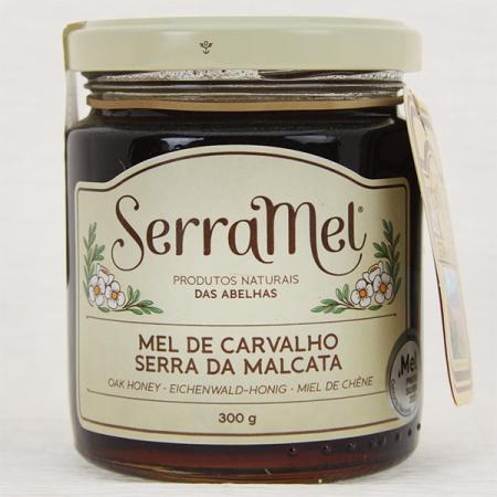 Eichenwald-Honig (mel de carvalho S.d.Malcata) 300g Glas