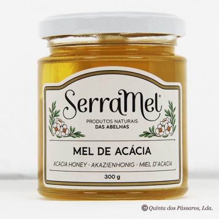 Akazien-Honig  (Mel de Acácia) 300g Glas