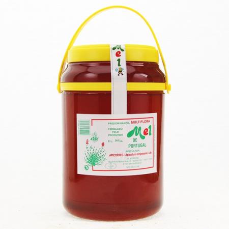 Orangenblüten-Kräuter-Honig 2 Kg Vorrat-Eimer