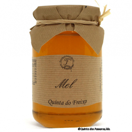 Wild herbs honey, Serra Caldeirao, 500g glass