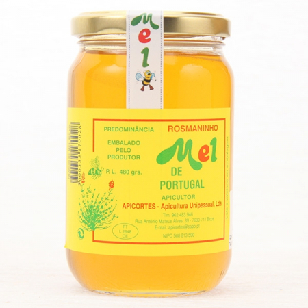 Rosemary honey, 500g glass