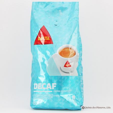 Kaffee Delta, ohne Koffein, Ganze Bohne, 1Kg