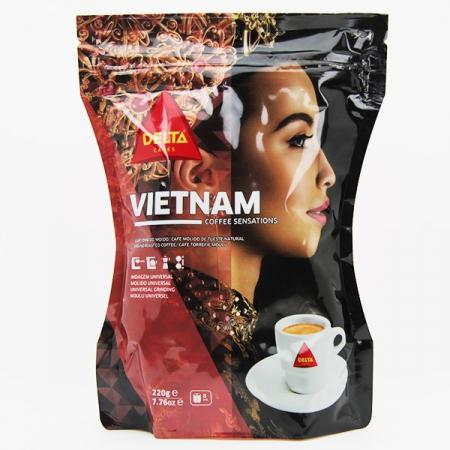Kaffee Delta gemahlen  VIETNAM 220g