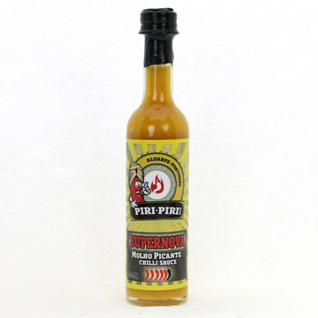 Supernova Hot very spicy gourmet spicy sauce 50ml Piri-Piri & Co