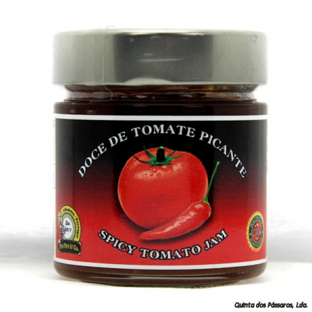 Spicy tomato jam (dip) 280g Piri-Piri & Co