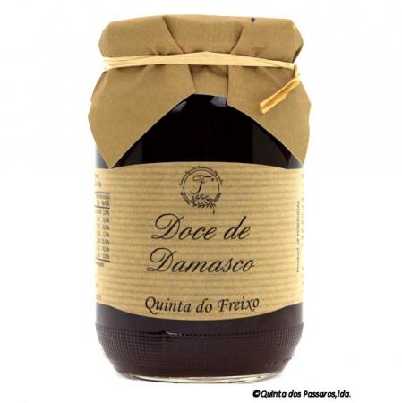 Aprikosenmarmelade (doce de damasco) Quinta do Freixo 440g Glas
