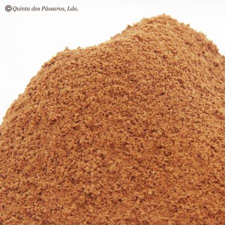 Kakao Peru, Theobroma-Kakao gemahlen, ohne Zucker. Kontrollierte Qualität
