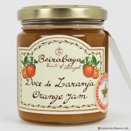 Orangenmarmelade süß (laranja) Beirabaga 270g Glas