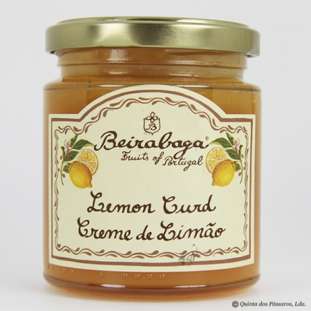 Lemon Curd Beirabaga 270g glass
