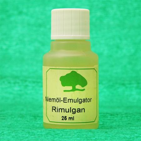 Niemölemulgator, Rimulgan 25ml Flasche