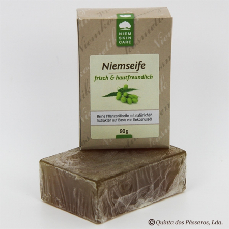 Neem oil soap, 90g piece