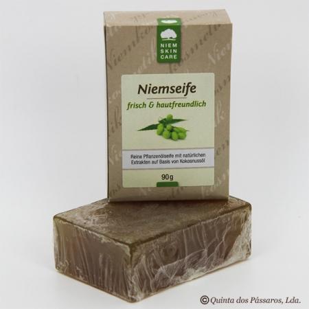Niem-Seife 90g Stück
