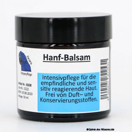 Hanf-Balsam mit Vitamin E und Aloe Vera 50ml