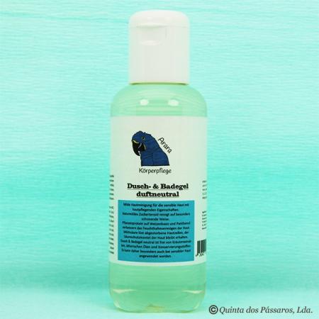 Dusch-& Badegel neutral für die sensible Haut, 200ml Flasche