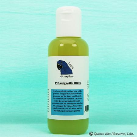 Oliven-Öl flüssige Seife 200ml