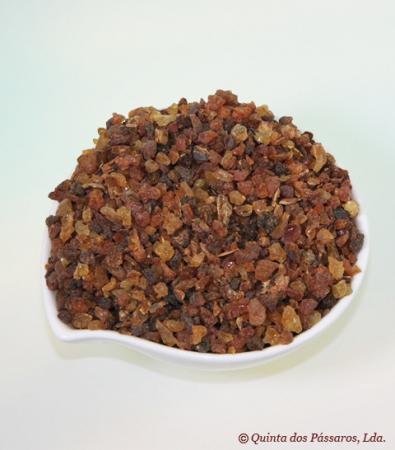 Myrrhe Harz Somalia kleine Stücke 100g Tüte